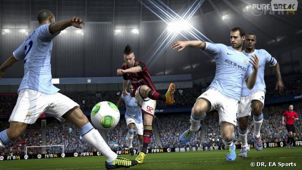 FIFA 14 sort le 22 novembre sur Xbox One et le 29 novembre sur PS4
