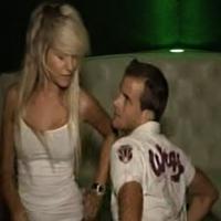 Adixia (Les Ch'tis à Hollywood) is on fire : danse sexy avec Jordan et Christopher