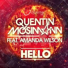 Quentin Mosimann : Hello, son nouveau single avec Amanda Wilson