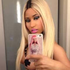 Nicki Minaj : dominatrice topless et sexy pour Halloween