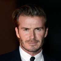 David Beckham déguisé en lui-même (et incognito) pour Halloween