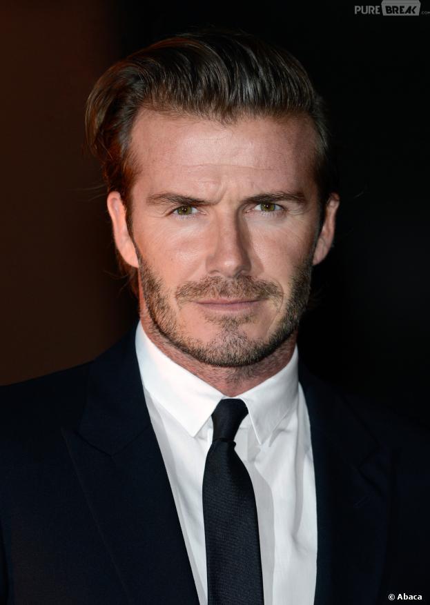 David Beckham en David Beckham pour Halloween 2013