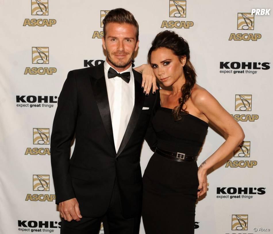 David Beckham en David Beckham (mais sans Victoria) pour Halloween 2013