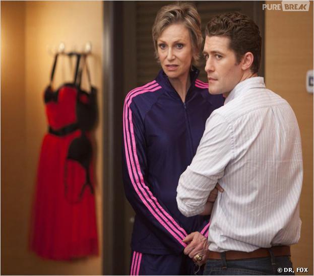 Glee saison 5 : un duo dansant entre Will et Sue