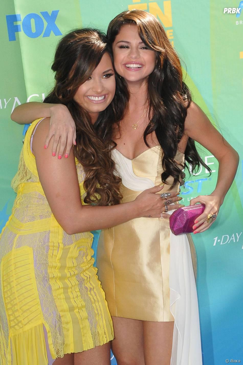 Selena Gomez et Demi Lovato : de nouveau amies ?