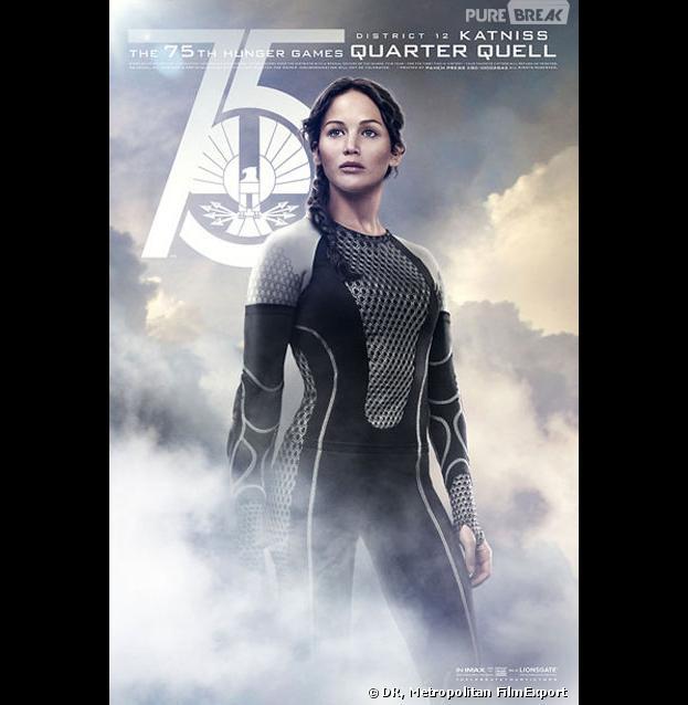 Hunger Games : la saga en chiffres avant la sortie d'Hunger Games 2
