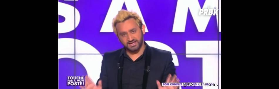 Cyril Hanouna n'a pas accepté les propos de Nicolas Bedos