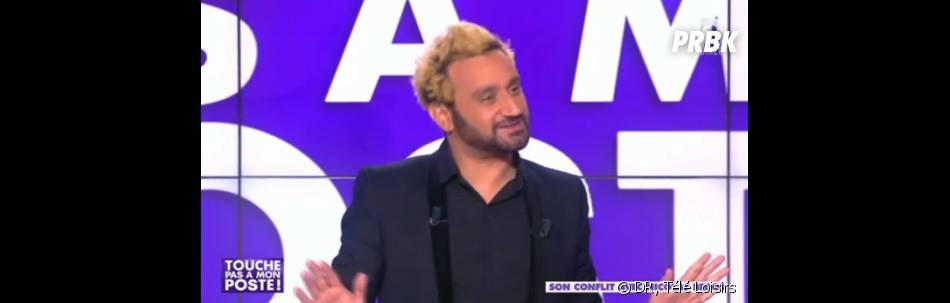 Cyril Hanouna ne se fera plus tacler par Nicolas Bedos