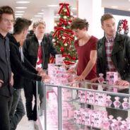 One Direction : une pub délirante et décoiffante pour leur parfum
