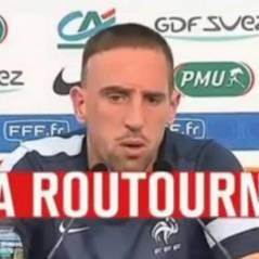 Franck Ribéry, arrière-petit fils de l'inventeur du dico ? Ces secrets qu'on va finir par découvrir un jour