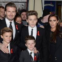 David Beckham et Victoria en famille et face à Harry Styles pour The Class of 92