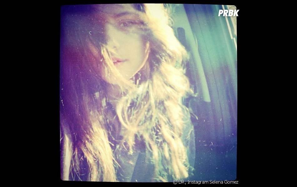 Selena Gomez au naturelle sur Instagram