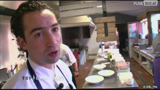 Top Chef 2014 : Pierre Augé, finaliste de la saison 1, de retour sur M6 ?
