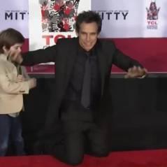 Ben Stiller : une étoile comique sur le Walk of Fame