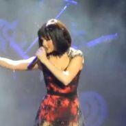 Selena Gomez : mini pétage de câble lors du Jingle Ball