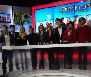 Dreams, 1 rêve 2 vies : les acteurs présents lors de la conférence de presse