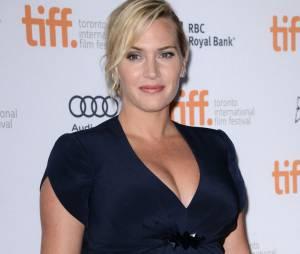 Kate Winslet est maman d'un petit garçon