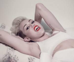 Miley Cyrus : We Can't Stop est l'un des clips les plus vus de 2013 selon VEVO