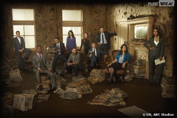 Scandal saison 3 : Mellie va-t-elle retrouver l'amour ?