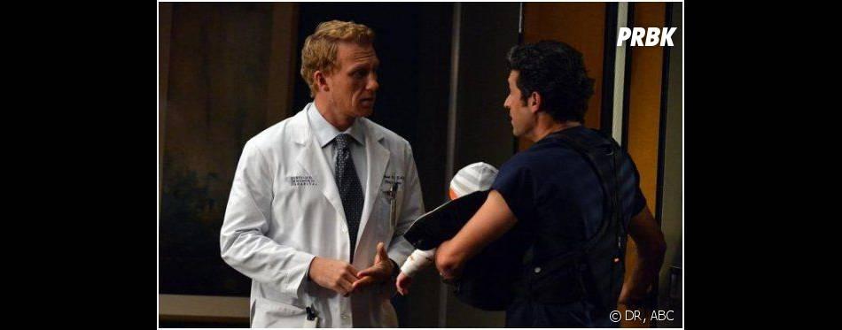 Grey's Anatomy saison 10, épisode 12 : Derek et Owen