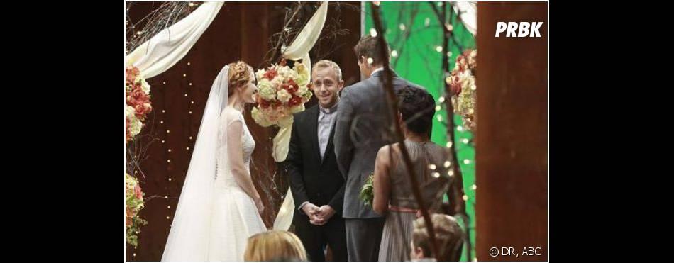 Grey's Anatomy saison 10, épisode 12 : le mariage d'April interrompu