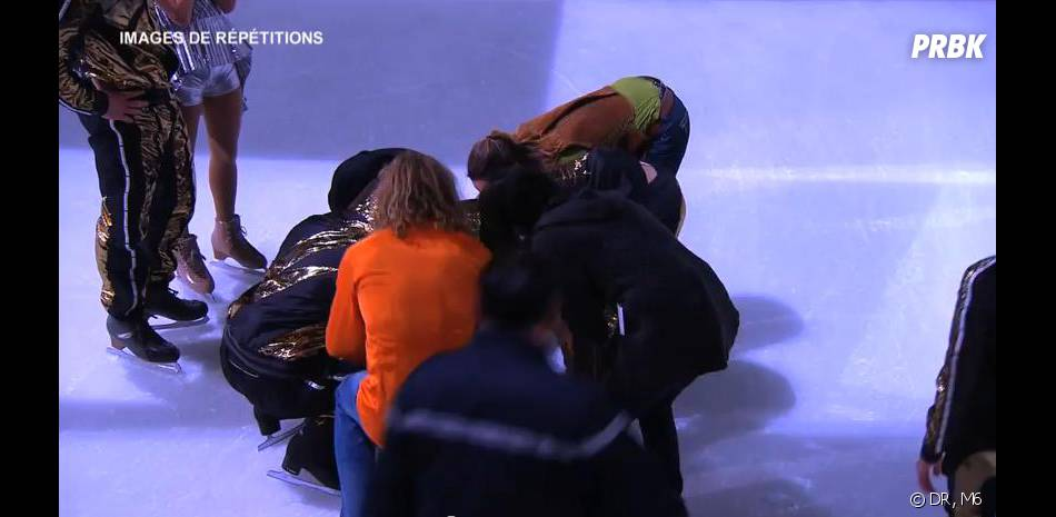 Ice Show : la chute de Merwan Rim