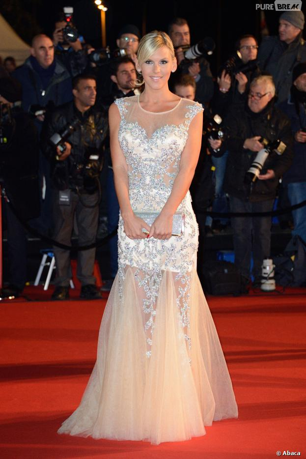 Amélie Neten dans le top fashion d'un site américain après les NRJ Music Awards 2014