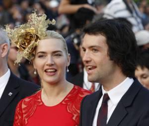 Kate Winslet et Ned Rocknroll, leur premier enfant s'appelle Bear