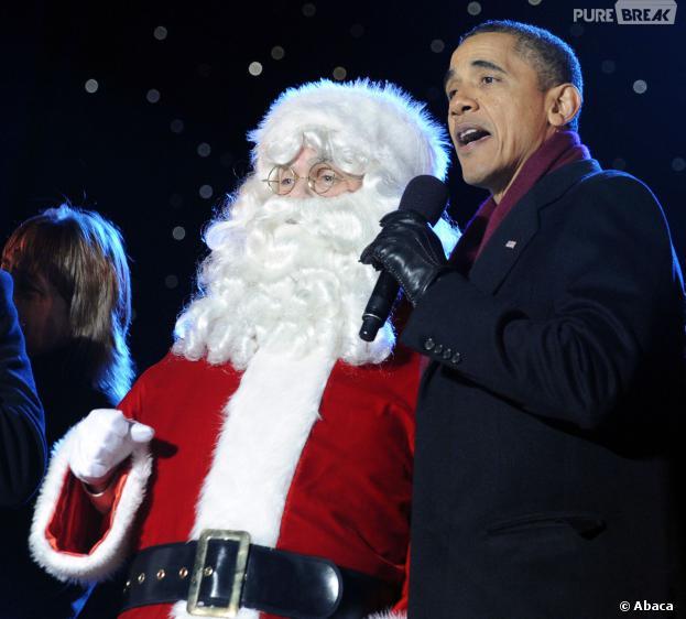 Le Père Noël est autorisé à livrer aux USA