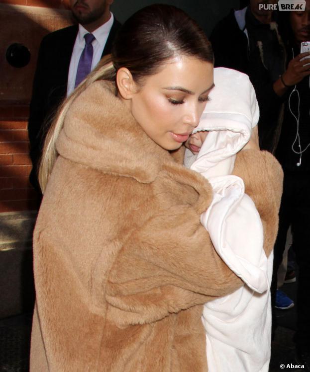 Kim Kardashian : North gâtée pour Noël