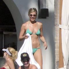 Jennifer Aniston et Courtney Cox : des Friends sexy au Mexique