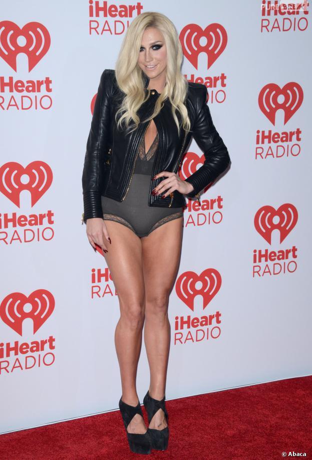 Kesha : direction la rehab à cause... de son physique