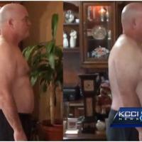 Il mange au McDonald's tous les jours pendant 3 mois : 17 kilos en MOINS sur la balance !