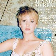 "Jennifer Lawrence : sa chute aux Oscars ? ""Je pensais à manger"""
