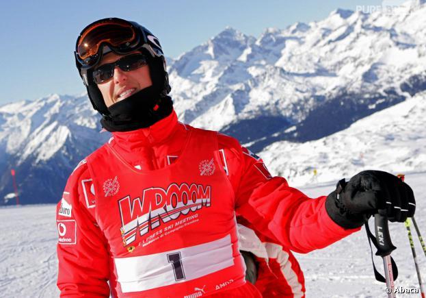 Michael Schumacher : la vidéo de l'accident en dit plus sur les circonstances de l'accident