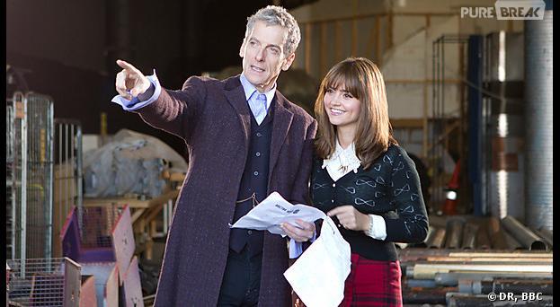 Doctor Who saison 8 : Peter Capaldi se dévoile en Twelve