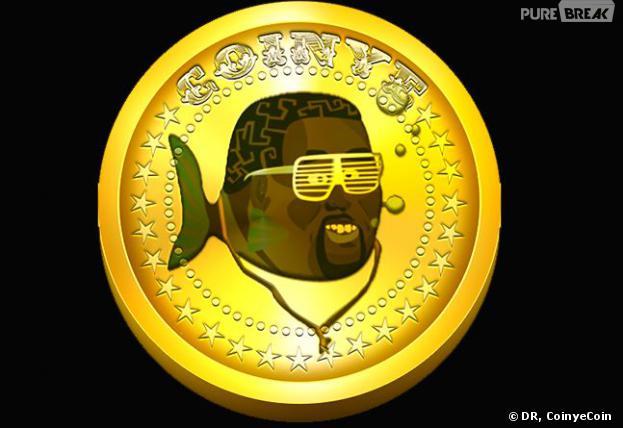 Kanye West : il attaque en justice les créateurs de la monnaie virtuelle Coinye Coin