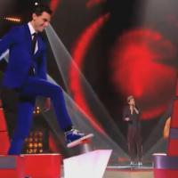 Mika (The Voice 3) : Twitter sous le charme du coach showman