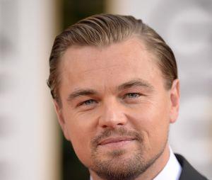 Leonardo DiCaprio aux Golden Globes 2014, le 12 janvier 2014 à Los Angeles