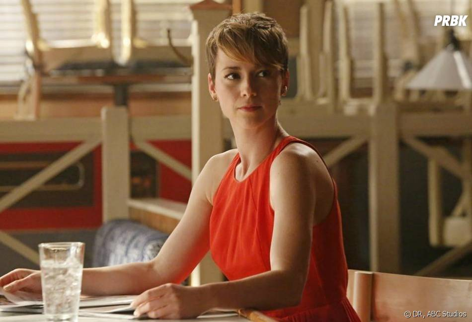 Revenge : Karine Vanasse régulière dans la saison 4