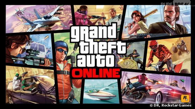 GTA 5 Online est en maintenance jusqu'à 21h, ce jeudi 16 janvier