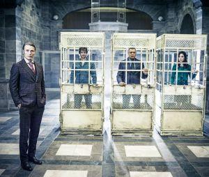 Hannibal saison 2 : photo promo avec les acteurs