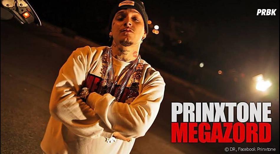 """Popstars 2013 : Prinxtone et son nouveau single """"MEGAZORD"""""""
