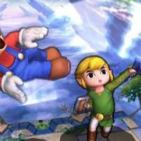 Super Smash Bros 3DS : de nouvelles images avec Mario, Toon Link et Sonic