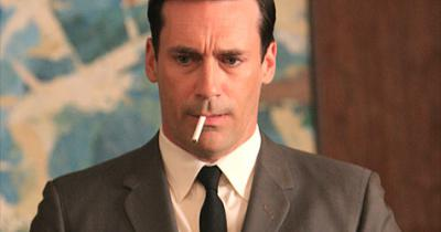 Mad Men responsable de l'augmentation des ventes de cigarettes ?