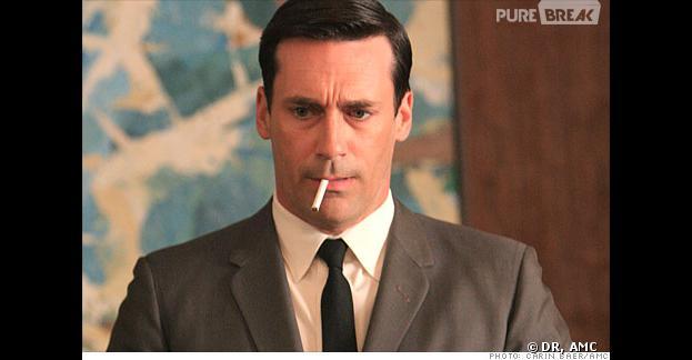 Mad Men : la série responsable de l'augmentation des ventes de cigarettes ?