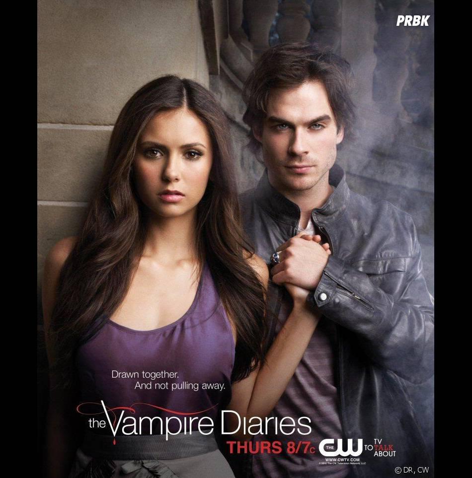 Vampire Diaries saison 5 : Damon et Elena bientôt de nouveau en couple ?