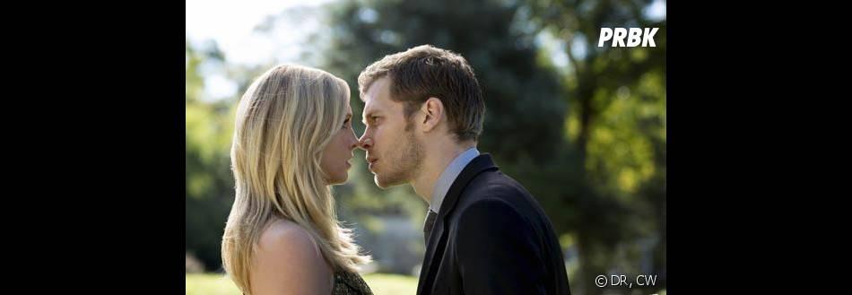 Vampire Diaries saison 5 : un avenir pour Klaus et Caroline après l'épisode 100