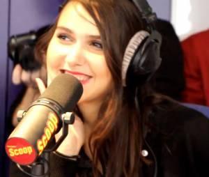 Joyce Jonathan chante 'Ca ira' en mandarin pour Scoop Radio