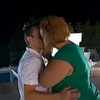 Sébastien (Les Princes de l'amour) : premier baiser avec Gaëlle